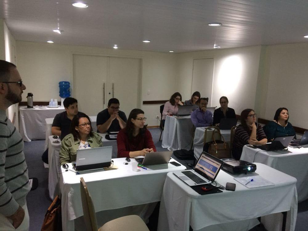 Curso completo do SICONV – Sistema de Convênios realizado em Curitiba – Paraná