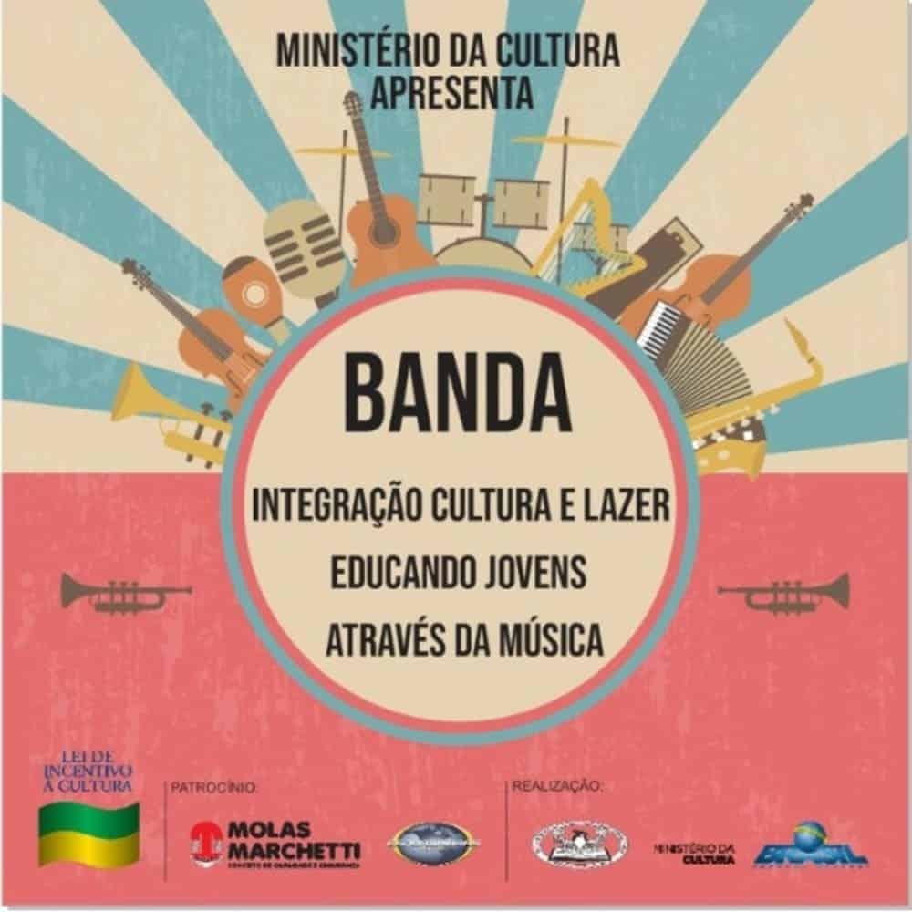 Projeto Banda, Interação, Cultura e Lazer é sucesso em desfile alusivo ao 7 de Setembro.