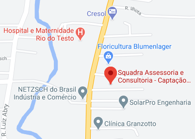 Localização Squadra Consultoria