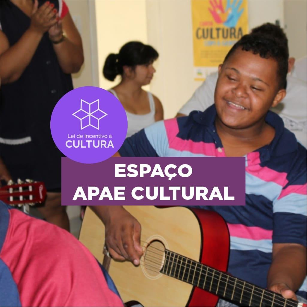 espaço apae cultural pomerode