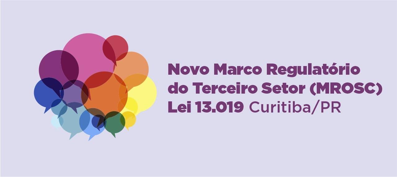 Curso Novo Marco Regulatório do Terceiro Setor (MROSC)