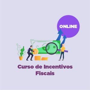 Curso de Incentivos Fiscais