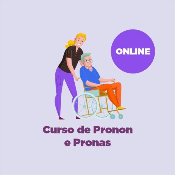 Curso de Pronon e Pronas – ONLINE