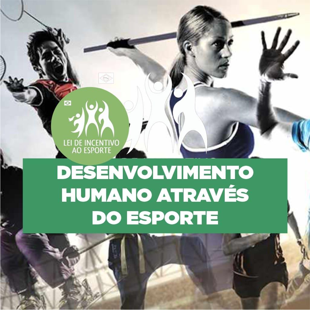 Projeto Desenvolvimento Humano Através do Esporte