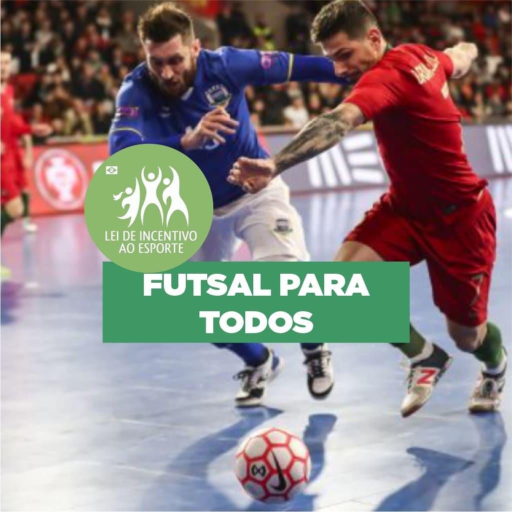 Projeto Futsal para Todos