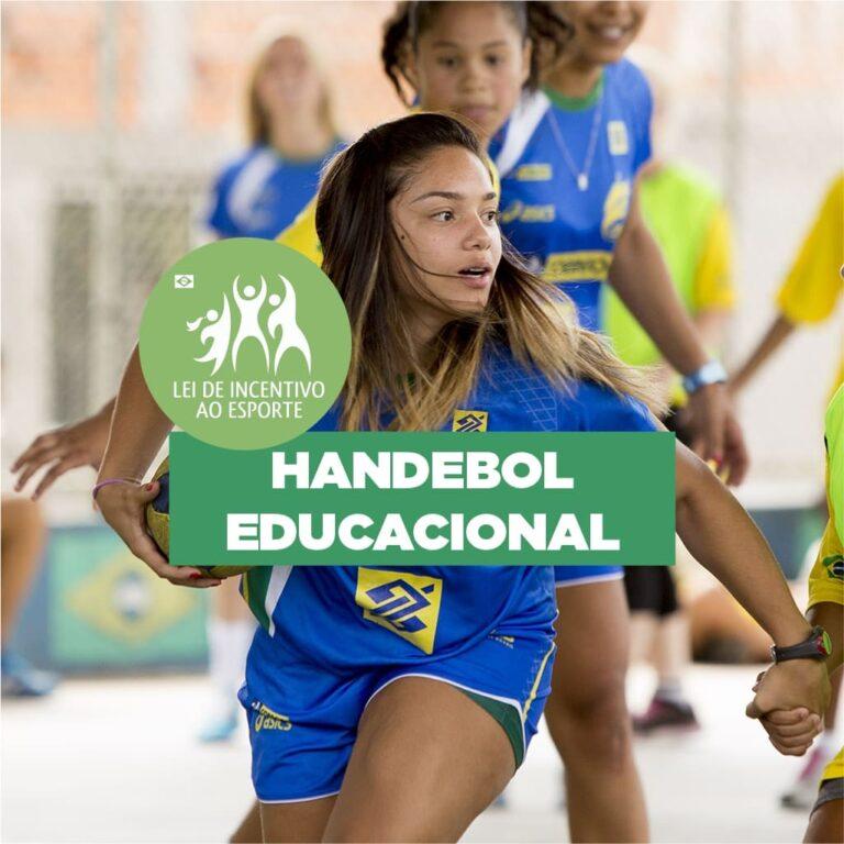 Projeto Handebol Educacional