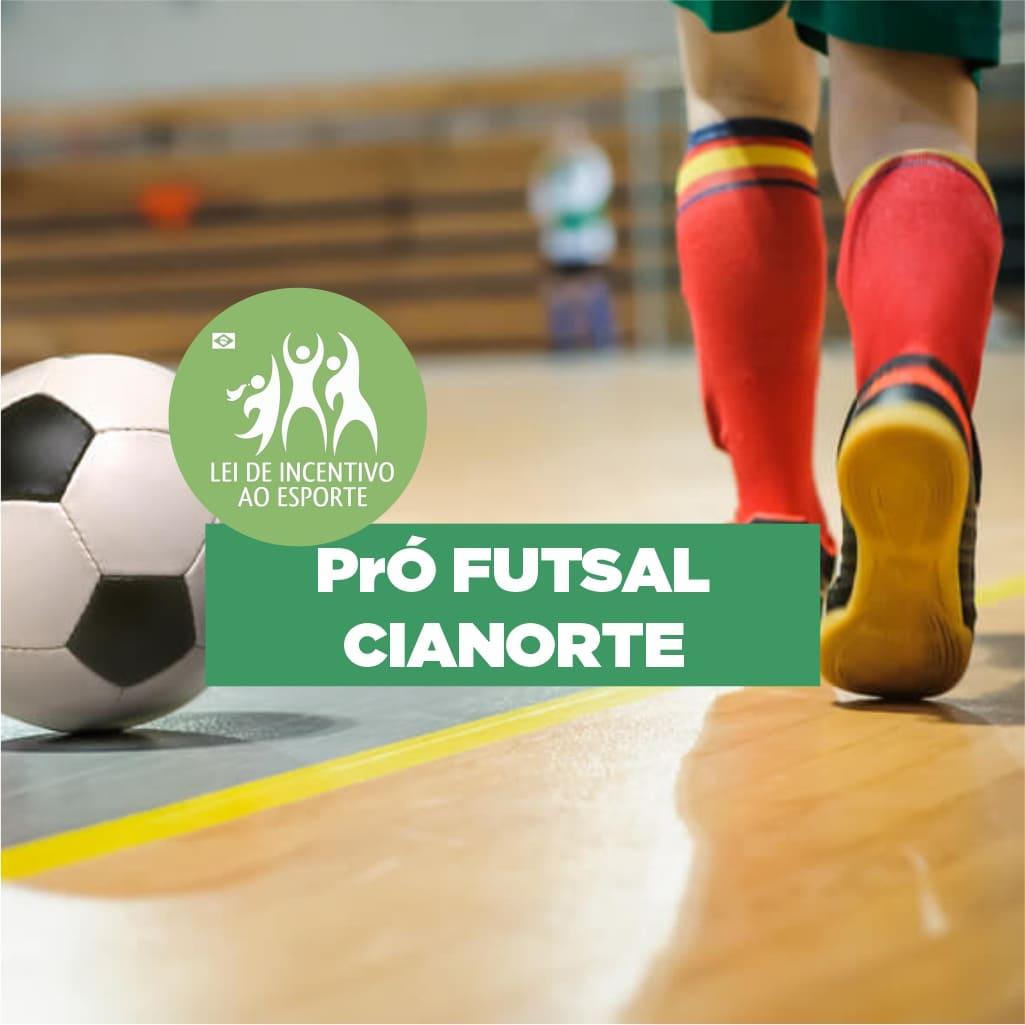 Projeto Pró Futsal Cianorte