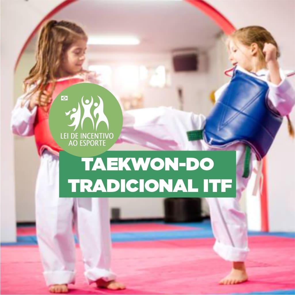 Projeto Taekwon-Do Tradicional ITF