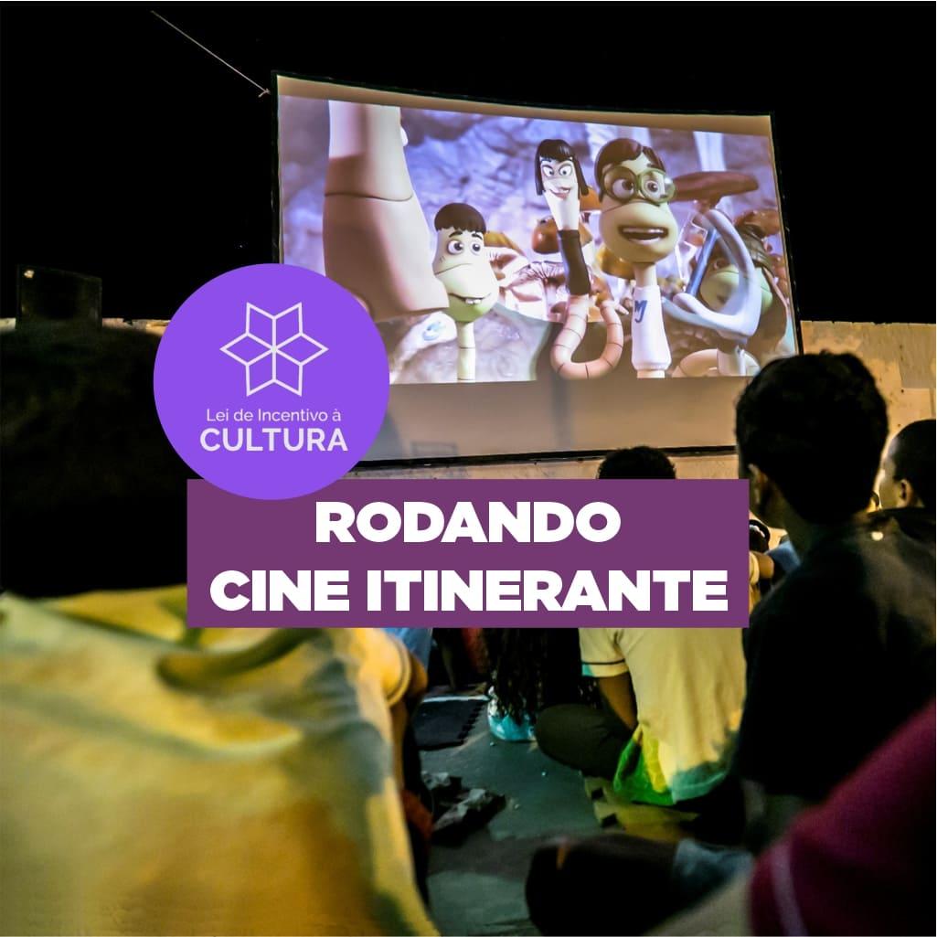Rodando Cine Itinerante