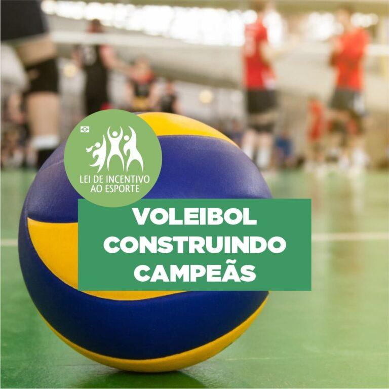 Voleibol Construindo Campeãs
