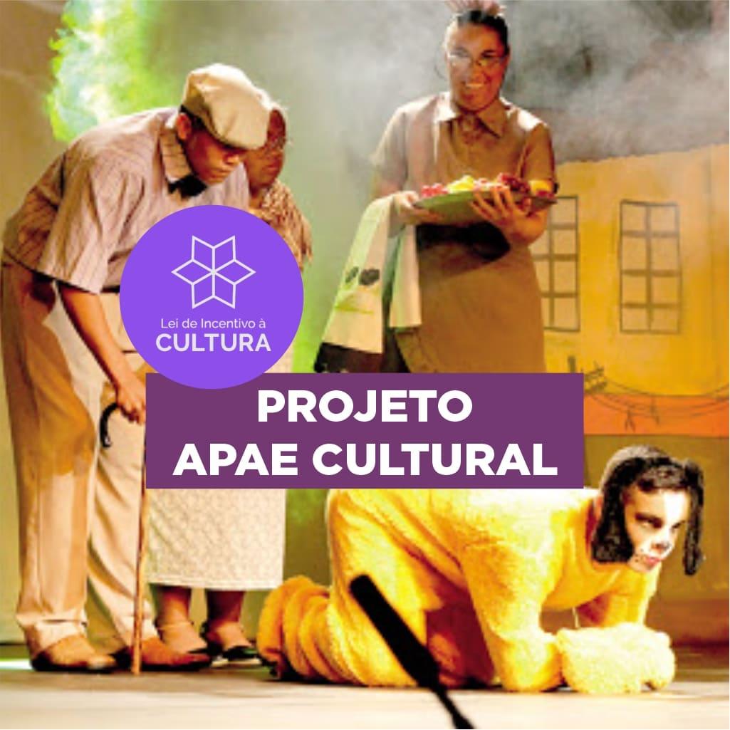 projeto apae cultural