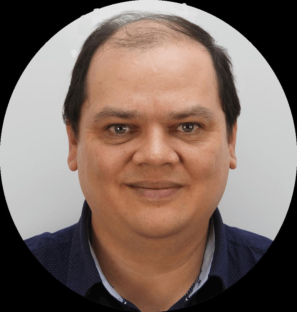 Valderes Zimmer - Analista de Marketing Squadra Consultoria