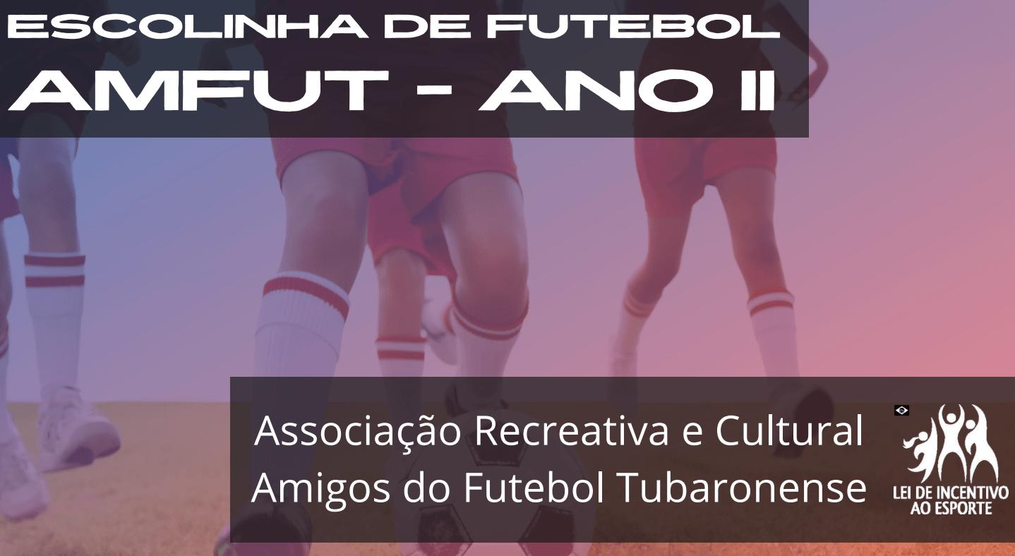 Projeto Escolinha de Futebol AMFUT