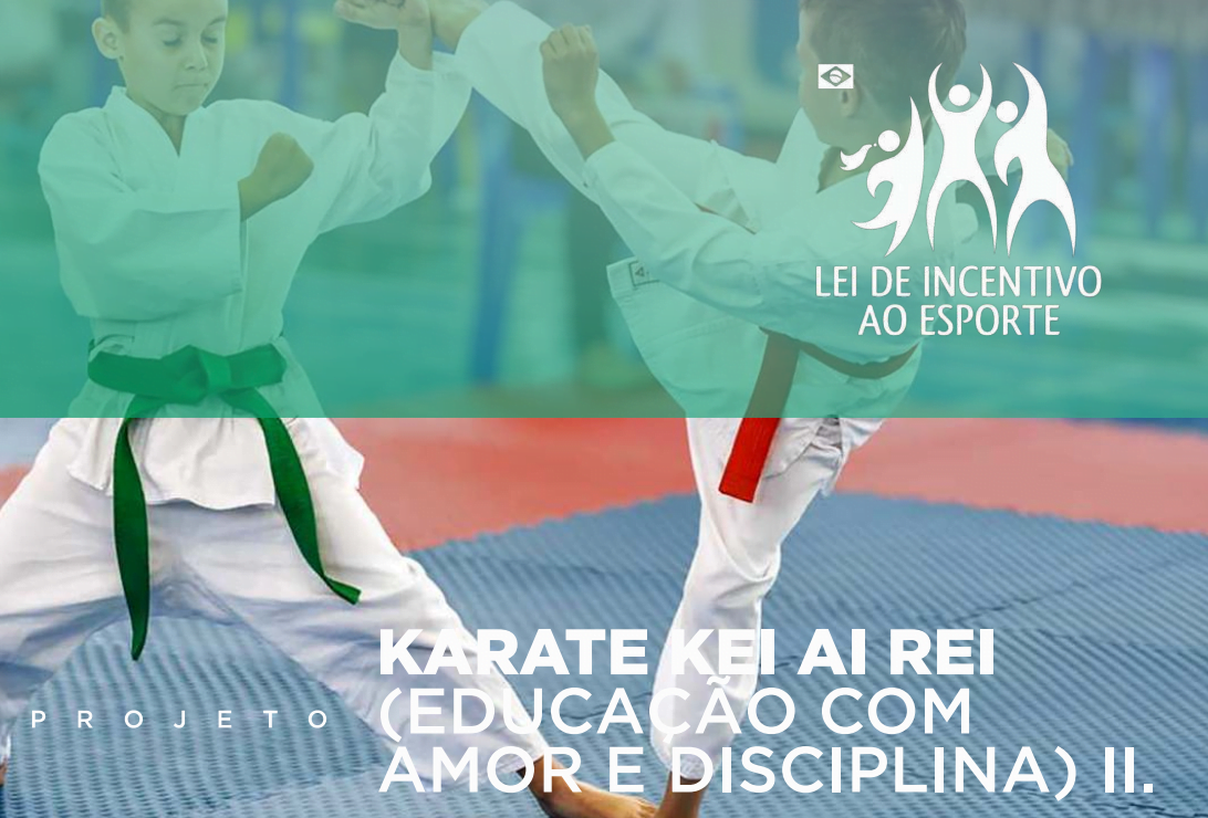 Projeto Karate Kei Ai Rei