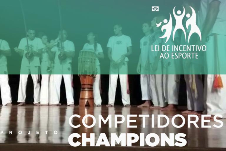 Projeto Competidores Champions - Capoeira
