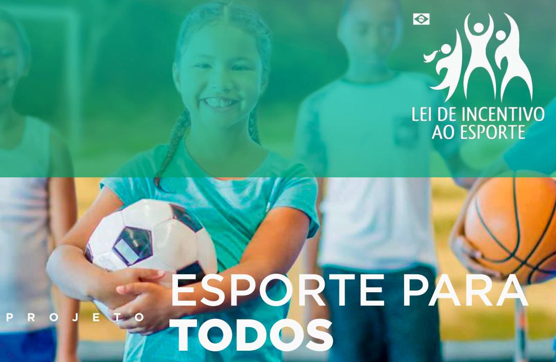 projeto esporte pra todos