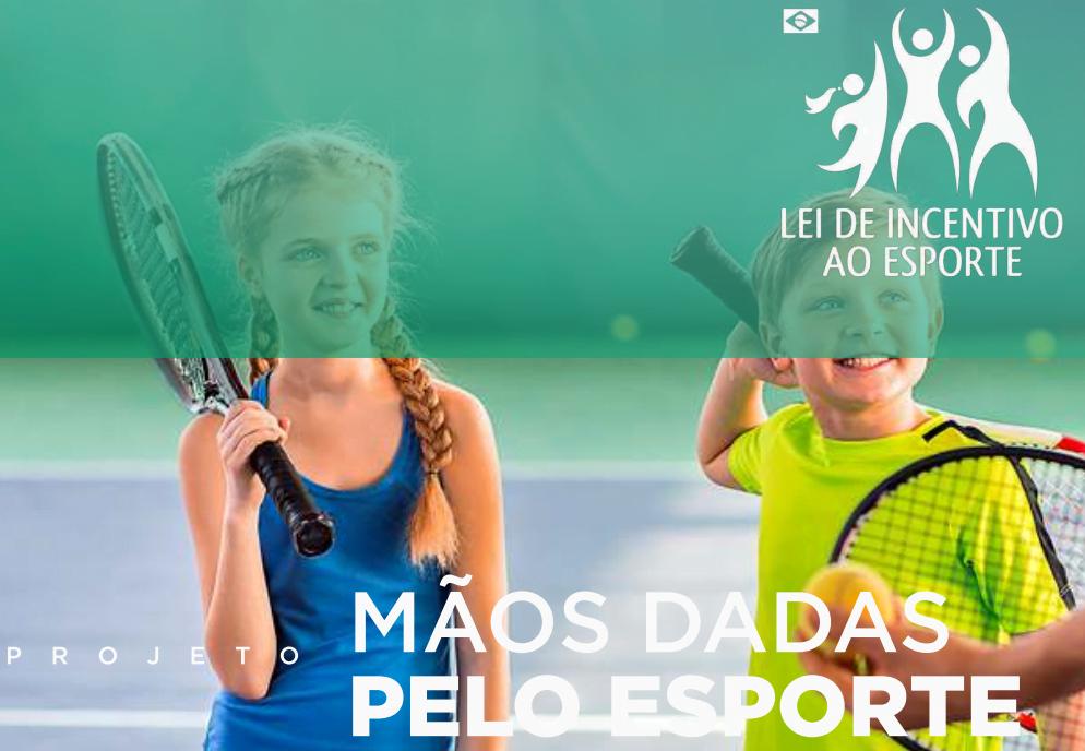 projeto maos dadas pelo esporte